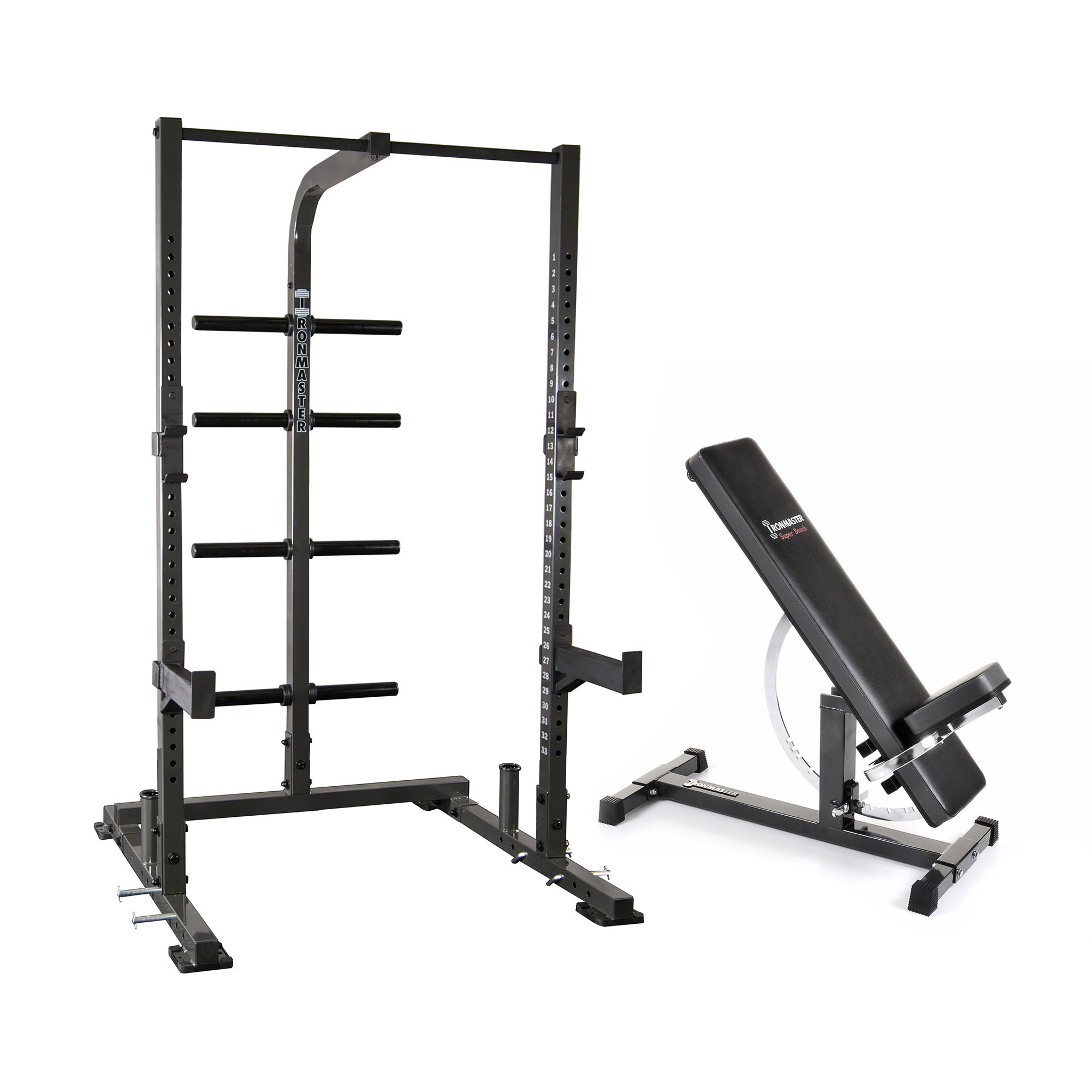 im1500 package 1 the hardcore home gym ironmaster uk