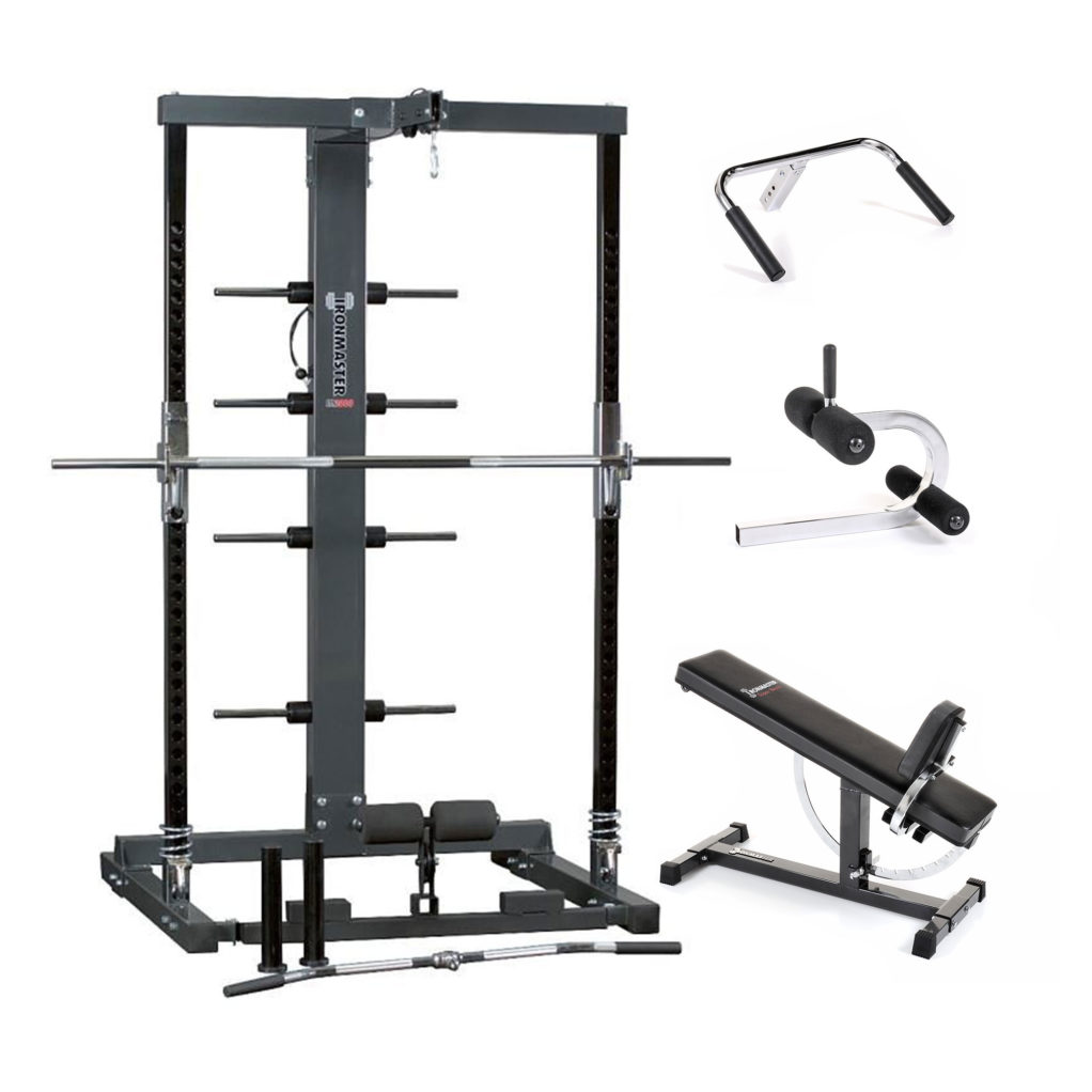 IM2000 PACKAGE 2 – THE ADVANCED HOME GYM