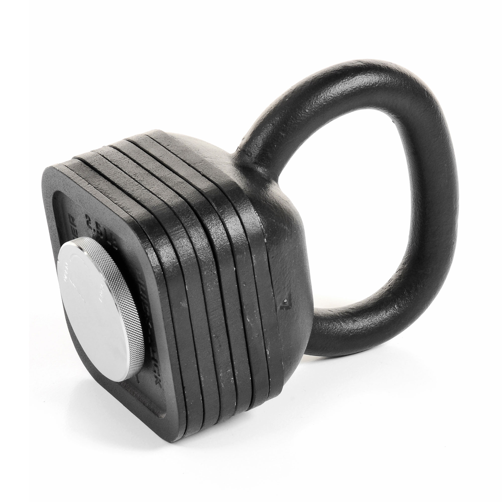 IronmasterUK quick-lock kettlebell with plates