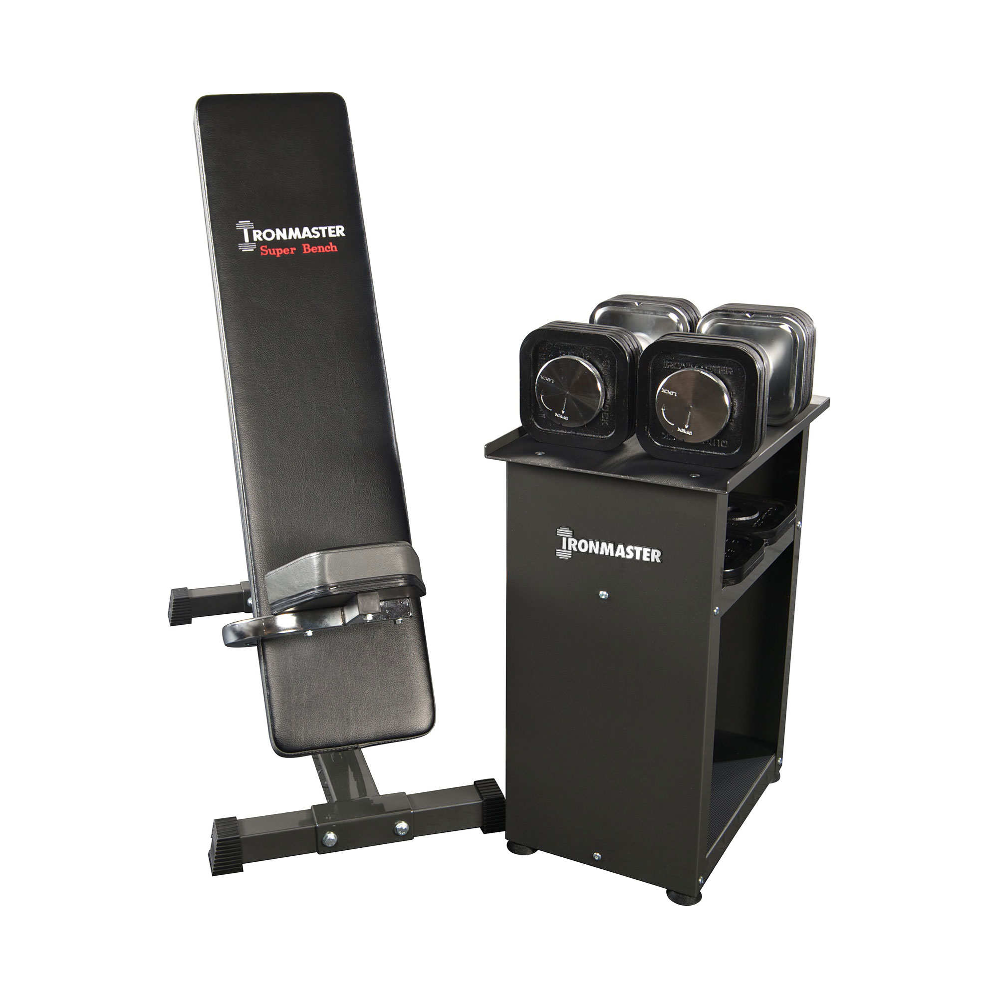 Package 1 The Essential Home Gym – Ironmaster UK