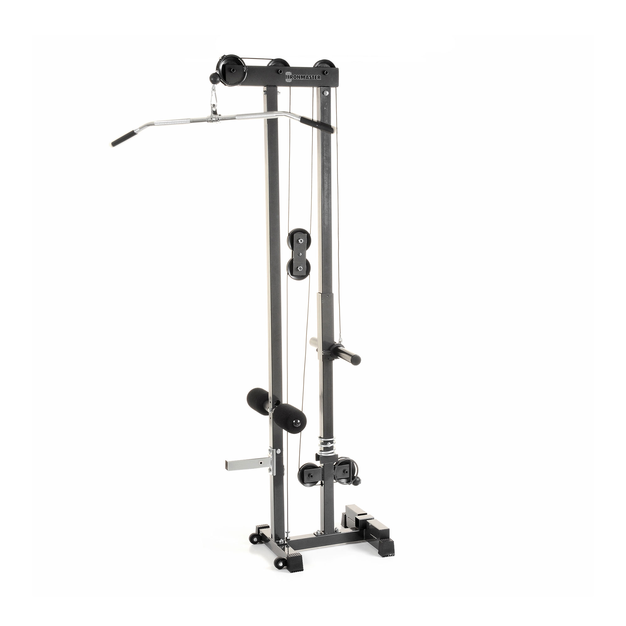 IronmasterUK super bench cable tower attachment