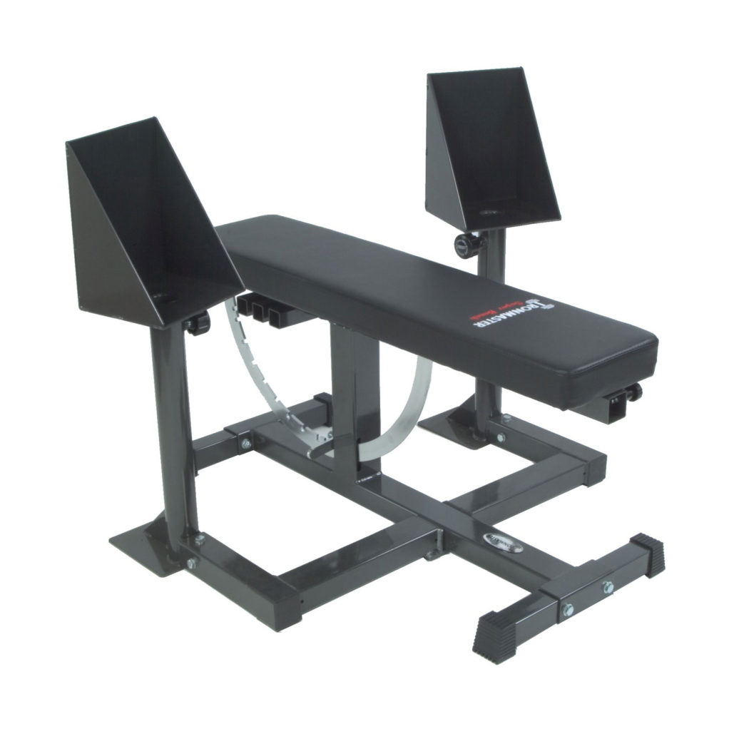 super bench spotting stand combo ironmaster uk