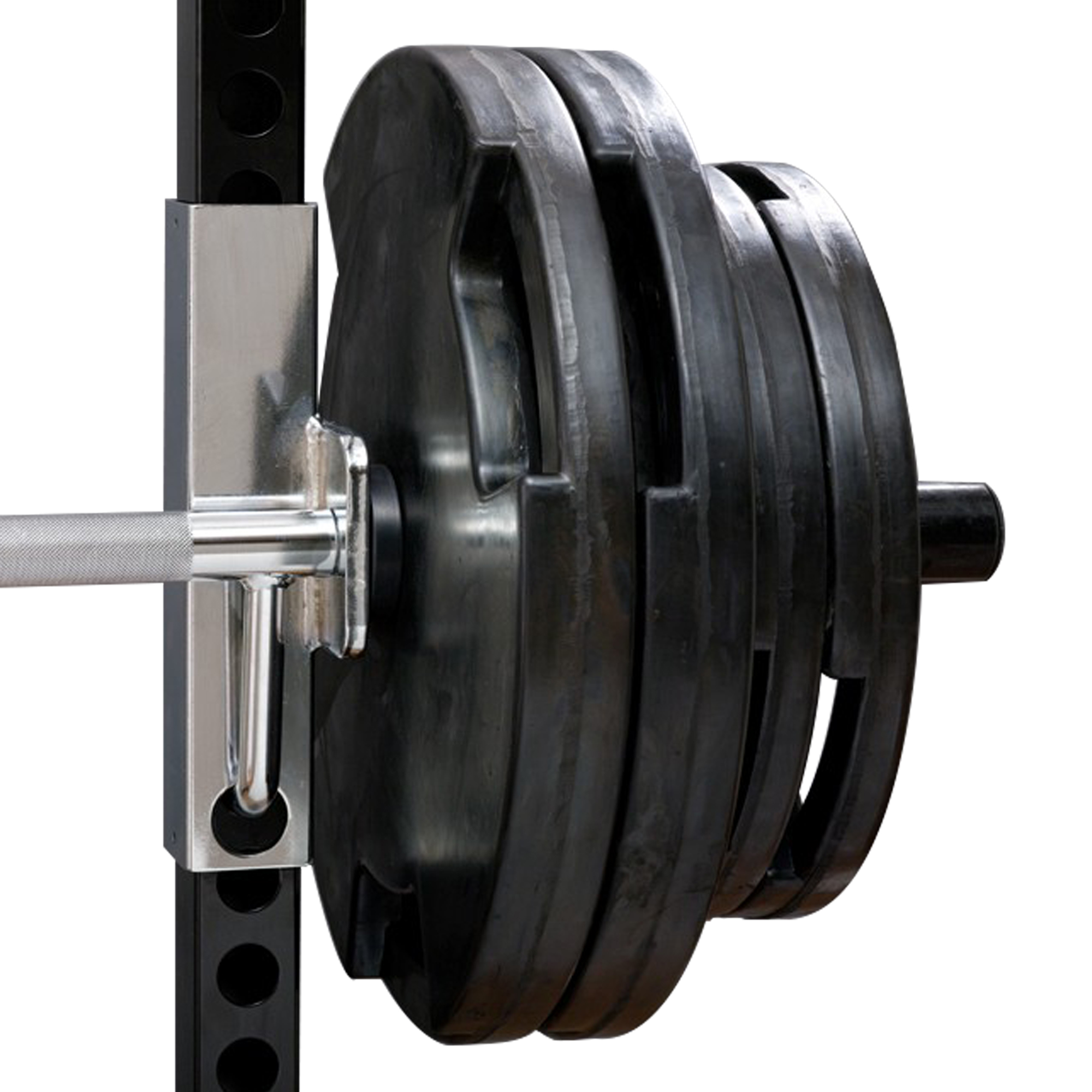 IronmasterUK IM2000 barbell with olympic sleeve