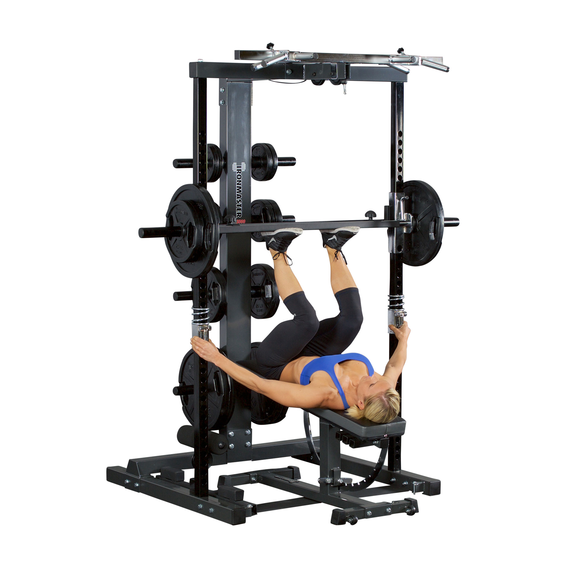 IronmasterUK IM2000 leg press attachment