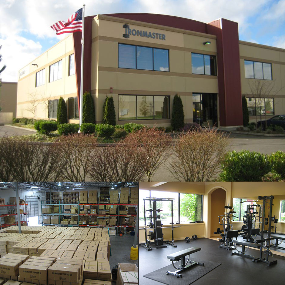 Ironmaster HQ moved to Monroe, WA