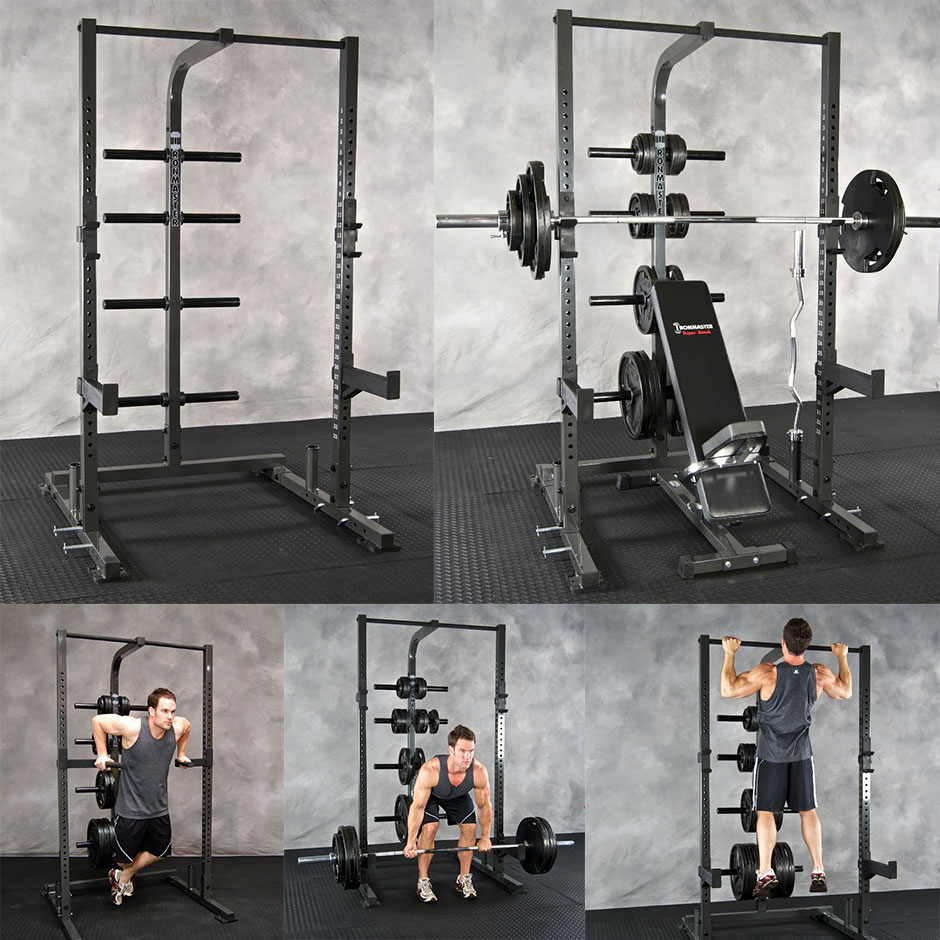 IM1500 Half Rack launched