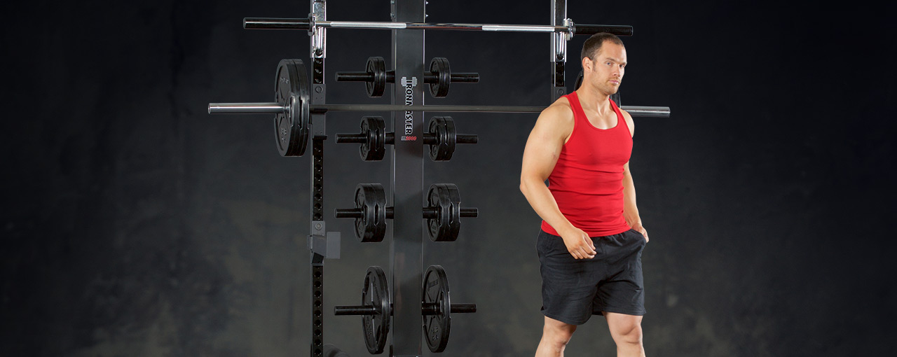 10 Reasons why a Home Gym is better than a Commercial Gym
