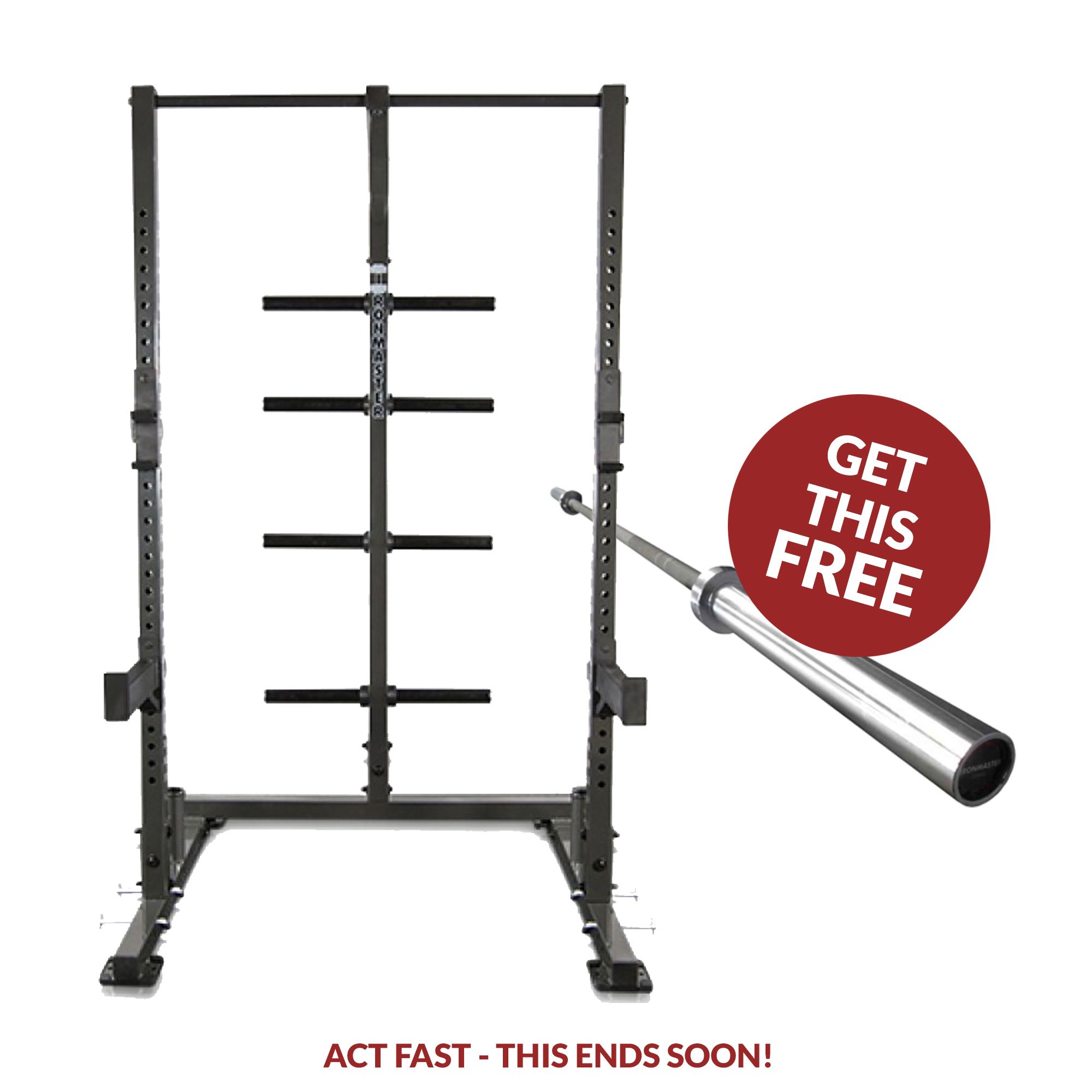 pressing ideal rack back space and doing t fitness folding creative short other fold barbell limited storage anyone is wall bench with titan the shupfpwr series squats itm for start power dips deep mounted exercises