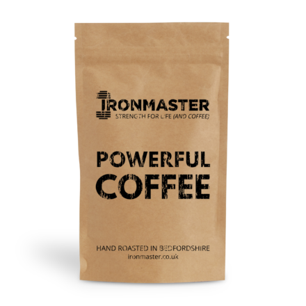 Ironmaster Powerful Coffee